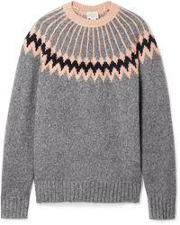 Jason Wu - Knit Olympia Sweater - Lyst