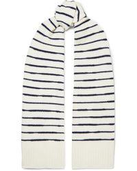 Rag & Bone - Striped Wool Scarf - Lyst