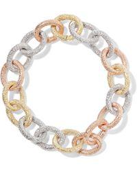 Carolina Bucci - Florentine 18-karat Gold Bracelet - Lyst
