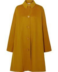 Mansur Gavriel - Wool And Cashmere-blend Coat - Lyst