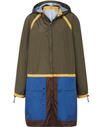 Marni - Color-block Shell Jacket - Lyst