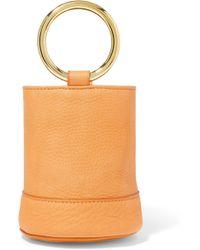 Simon Miller - Bonsai 15 Mini Leather Bucket Bag - Lyst