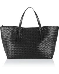 Bottega Veneta | Intrecciato Leather Tote | Lyst