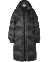 Étoile Isabel Marant - Cray Quilted Shell Coat - Lyst