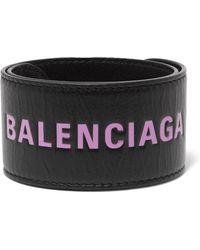 Balenciaga - Cycle Cuff - Lyst