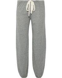 Eberjey - Heather Jersey Pyjama Trousers - Lyst