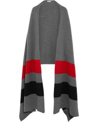 Tomas Maier - Striped Wool Wrap - Lyst