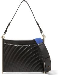 Chloé - Roy Quilted Leather Shoulder Bag - Lyst