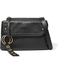 See By Chloé - Phill Textured-leather Shoulder Bag - Lyst