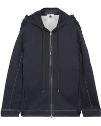 Marni - Oversized Cotton-blend Jersey Hooded Top - Lyst