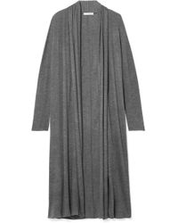 The Row - Renate Stretch-cashmere Cardigan - Lyst