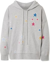 Chinti & Parker - Acid Star Cashmere Hooded Top - Lyst