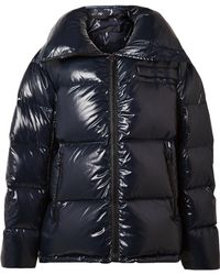 CALVIN KLEIN 205W39NYC - Oversized Quilted Coated-shell Jacket - Lyst