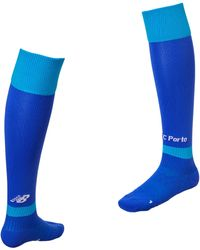 New Balance - Fc Porto 3rd Sock - Lyst