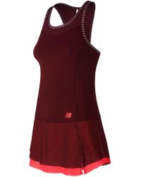 New Balance - Wd73407 Rosewater Dress - Lyst