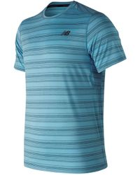 New Balance - Anticipate Tee - Lyst