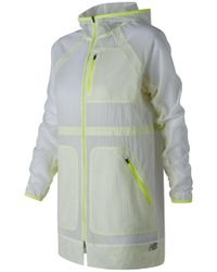 New Balance - Determination Jacket - Lyst