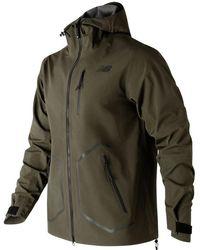 New Balance - 247 Luxe Jacket - Lyst