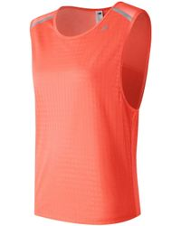 New Balance | D2d Run Sleeveless | Lyst