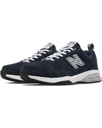 New Balance - 623v3 Suede Trainer - Lyst