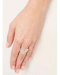 Ali Grace Jewelry | Open Twist Ring | Lyst