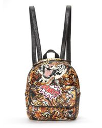 Nicole Miller - Comic Tiger Backpack - Lyst