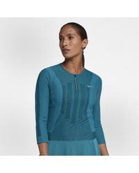 Nike - Court Zonal Cooling Slam Women's Tennis Top - Lyst