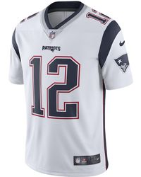 216db7ff3 Nike - Nfl New England Patriots Limited (tom Brady) Men s Football Jersey -  Lyst