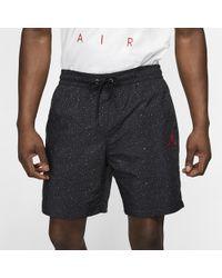 3dcac9def0ef45 Nike - Jordan Jumpman Cement Poolside 18cm Approx. Shorts - Lyst
