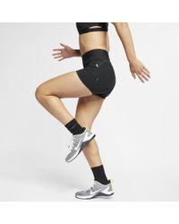Nike - Shorts metallizzati 12,5 cm Pro - Lyst