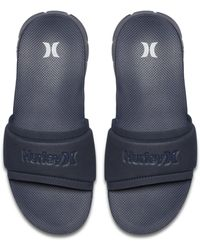 Nike - Hurley One And Only Fusion Slide Sandal - Lyst