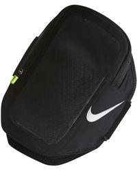 Nike - Pocket Running Arm Band (black) - Lyst