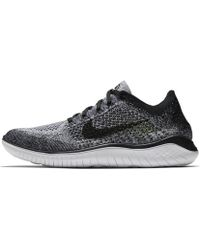3042a0270690 Lyst - Nike Air Sock Racer Ultra Flyknit Men s Shoe in Black for Men