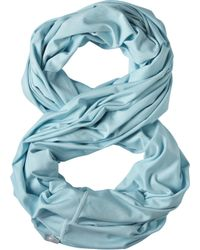 Nike - Heather Infinity Golf Scarf (blue) - Lyst