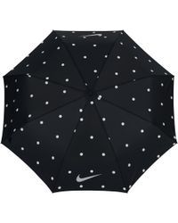 "Nike - 42"" Single Canopy Collapsible Golf Umbrella - Lyst"