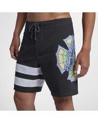 "Nike - Shorts da surf 18""Hurley Phantom Team Toledo - Lyst"
