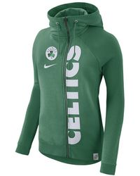Nike - Boston Celtics Modern Women's Nba Cape - Lyst