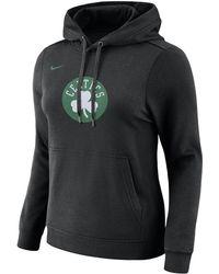 Nike - Boston Celtics Women's Fleece Nba Hoodie - Lyst