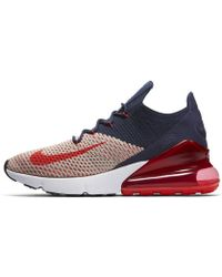 sports shoes e95b1 9bdf7 Nike - Air Max 270 Flyknit Women s Shoe - Lyst