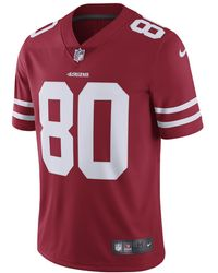 b7bac281e Nike - Nfl San Francisco 49ers Limited (jerry Rice) Men s Football Jersey -  Lyst