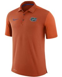 Nike - College Team Issue (florida) Men's Polo Shirt - Lyst