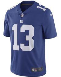 2f04daf0b Nike - Nfl New York Giants (odell Beckham Jr.) Men s Football Home Limited