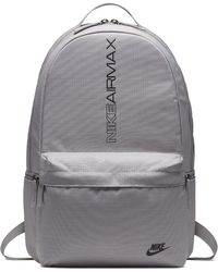 9ec791cb9d Nike - Air Max Backpack (grey) - Clearance Sale - Lyst