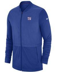 on sale 7131b d78c1 Nike Sideline (nfl Raiders) Men's Vest in Gray for Men - Lyst