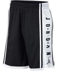50f82fea67c6 Nike Jordan Ultimate Flight Basketball Shorts in Black for Men - Lyst