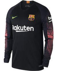 Nike - Maglia da calcio 2018/19 FC Barcelona Stadium Goalkeeper - Lyst