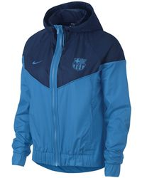 Nike Bonded Windrunner Reflective Jacket in Gray - Lyst 4e4f231df