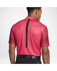 e9beb544 Lyst - Nike Victory Solid Men's Standard Fit Golf Polo Shirt for Men