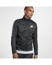 Nike - Sportswear Graphic Track Jacket - Lyst 149431e79