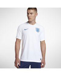 Nike - 2018 England Stadium Home Football Shirt - Lyst
